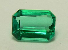 Ideal 0.52cts Loose Colombian Emerald by JRColombianEmeralds, $856.00
