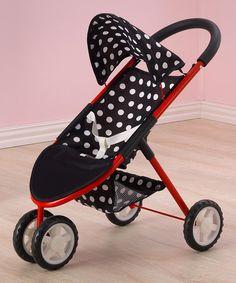 Look at this #zulilyfind! Jogging Doll Stroller #zulilyfinds