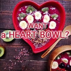 Want a heart bowl?