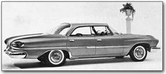 1961 DODGE POLARA: The Dart was available with six different engines ranging in size from the 145 hp Six to a 325 horsepower V-8 with ram induction. The Dart captured over 90% of total Dodge sales in 1961. Polara was the only model offered on the longer 122-inch wheelbase.