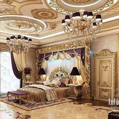 Luxury Bedrooms pinterest: iamkobik | goals | pinterest | royal furniture, awesome