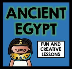 Ancient Egypt: Fun and Engaging ProjectsSUBJECT AREA: Social Studies, Ancient CivilizationsLEVEL: Upper Elementary, Middle SchoolAre you looking for some new and exciting ways to spruce up your unit on Ancient Egypt?  Use these resources to get your students excited about the Nile River, Mummies, and the gods and goddesses of Ancient Egypt!This package quickly became one of my all time best sellers, and it contains a variety of resources to spice up your unit on Ancient Egypt.