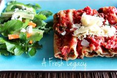 Post image for Cooking with Kids: Cannelloni
