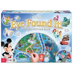 Ravensburger Disney Eye Found It Hidden Picture Game image-0