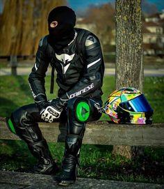 Bikers and more.. Bike Leathers, Motorcycle Suit, Biker Gear, Motocross, Motorbikes, Leather Men, Gears, Handsome, Superhero