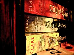 Mortal Instruments. I miss the simplicity and the not-broken-up-Magnus-and-Alec-ness of when the series stopped at three.