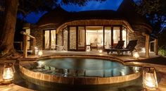 Tintswalo Safari Lodge in the Mpumalanga Province of South Africa.