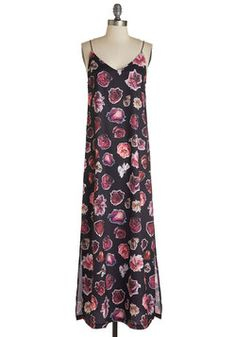 Maxi - Rose and Sonnets Dress