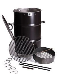 The Pit Barrel Cooker Package