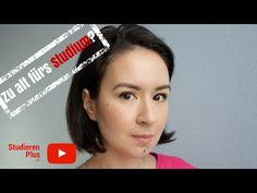 Studium nach der Ausbildung | Zu alt zum studieren? | StudierenPlus.de - YouTube