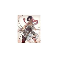 Pinterest ❤ liked on Polyvore featuring attack on titan, anime and effect