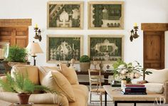 This is from Architectural Digest.  Can somebody please tell me what issue?  I'll appreciate it immensely!