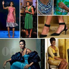 style icon: Michelle Obama