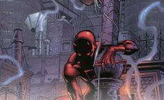 Daredevil Netflix TV show looked at as one big movie. Marvel CCO Joe Quesada said that binge watching on Netflix makes it easier to tell stories