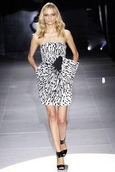 Gucci Spring 2008 Ready-to-Wear Fashion Show - Natasha Poly