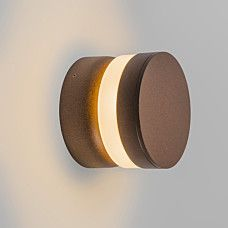 Wall Lamp Tempest LED Rust  - 90817