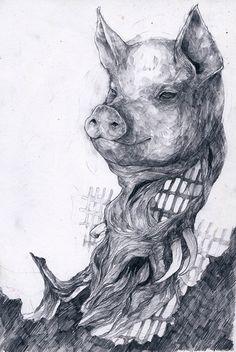 Cage by Spaska.deviantart.com on @deviantART