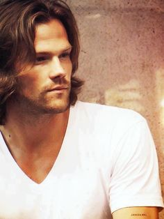 {Jared Padalecki} Love this one so much, I'm pinning a second version of it.  <3