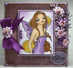 Believe by StampynWife - Cards and Paper Crafts at Splitcoaststampers