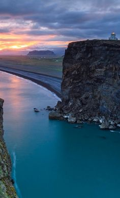 A-ma-zing Iceland! The small peninsula of Dyrhólaey is located on the south coast, not far from the village of Vík and is a MUST when visiting this magical country. http://adventure.com/trips/iceland-discovery/