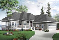LIKE THE EXTERIOR ---This 1 story Cottage features 1146 sq feet. Call us at 866-214-2242 to talk to a House Plan Specialist about your future dream home!