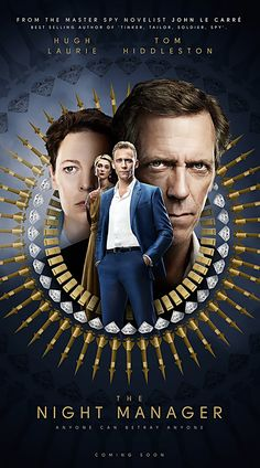 The Night Manager. Poster visuals for the BBC drama series. Source: http://scottw.myportfolio.com/the-night-manager (Full size image: https://mir-s3-cdn-cf.behance.net/project_modules/max_1200/44e6fb36817363.572a3c82ef472.jpg )