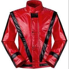 MJ Michael Jackson Jackets Thriller Jacket Children Kids Coats Costumes Red Patchwork XXS-4XL PU Outwear http://thegayco.com/products/mj-michael-jackson-jackets-thriller-jacket-children-kids-coats-costumes-red-patchwork-xxs-4xl-pu-outwear