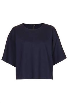 Boxy Crop Tee by Boutique