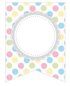 dots - pastel