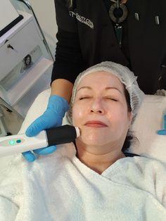 Mijn behandeling met de OxyGeneo & TriPollar- Anti-Aging, Huidverstrakking en minder Pigmentatie!