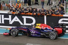 Las mejores imágenes del Gran Premio de Abu Dabi - Formula 1 - abc.es
