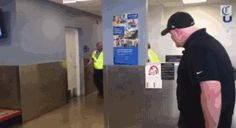 Veteran reunited with bomb-sniffing dog - Imgur  Possibly the cutest thing I have ever seen in my entire life.