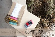 Sparkle: Crafty Pants Party :: Craft Tutorial & Giveaway