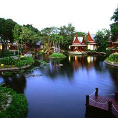 Chiva-Som, Hua Hin, Thailand, World's Most Romantic All-Inclusive Resorts