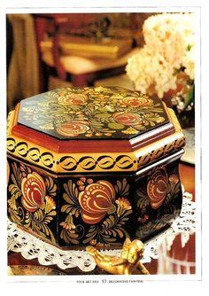 Журнал: Australian Folk Art & Decorative Painting vol.01,2 - КЛИПАРТ, рисование - ИСКУССТВУ БЫТЬ - Каталог статей - ЛИНИИ ЖИЗНИ  Penn Dutch design