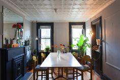 Freunde von Freunden — Delfina Balda — Sommelière & Designer , Apartment & Neighbourhood, Greenpoint, New York — http://www.freundevonfreund...