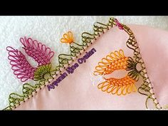 Needle Lace, Baby Knitting Patterns, Diy And Crafts, Make It Yourself, Crochet, Youtube, Knitting And Crocheting, Lace, Tricot