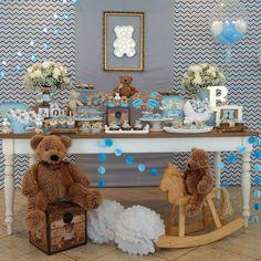 Olha que amor este Chá de Bebê como tema Chuva de Bençãos. Linda decoração Lot of Fun. Lindas ideias e muita inspiração! Bjs, Fabiola Teles...