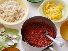 Weeknight Vegetarian Chili
