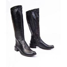Dámske čižmy z prírodnej kože čierne - manozo.hu Riding Boots, Heeled Boots, Heels, Dresses, Fashion, Horse Riding Boots, High Heel Boots, Heel, Vestidos