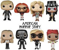 American Horror Story Pops