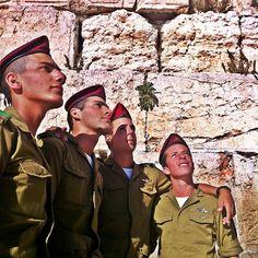 Israeli Soldiers my babies