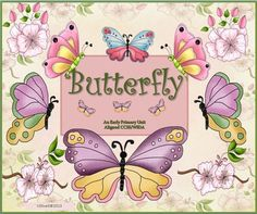 This is a beautifully designed unit for an early primary class learning about butterflies. Your students will be exposed to the unit's concepts and vocabulary through art projects, writing, and poetry.