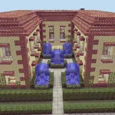 #minecraft #house http://veterancraft.net
