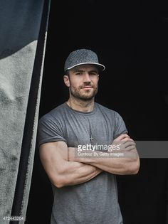 Country singer Sam Hunt poses for a portrait backstage at The FADER FORT Presented by Converse during SXSW on March 18, 2015 in Austin, Texas.