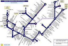 france railway map - Google 검색