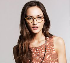 Get the geek chic look and help others when you buy a pair of spectacles from…