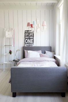 Coming kids Sun luxe gestoffeerd twijfelaar bed 120 x 200 ...