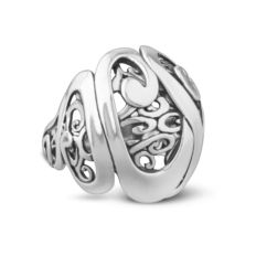 CP Signature Sterling Silver Ring