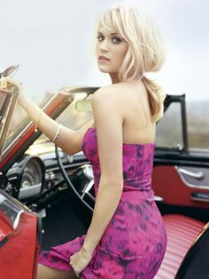 Carrie Underwood for Marie Claire (June 2013)
